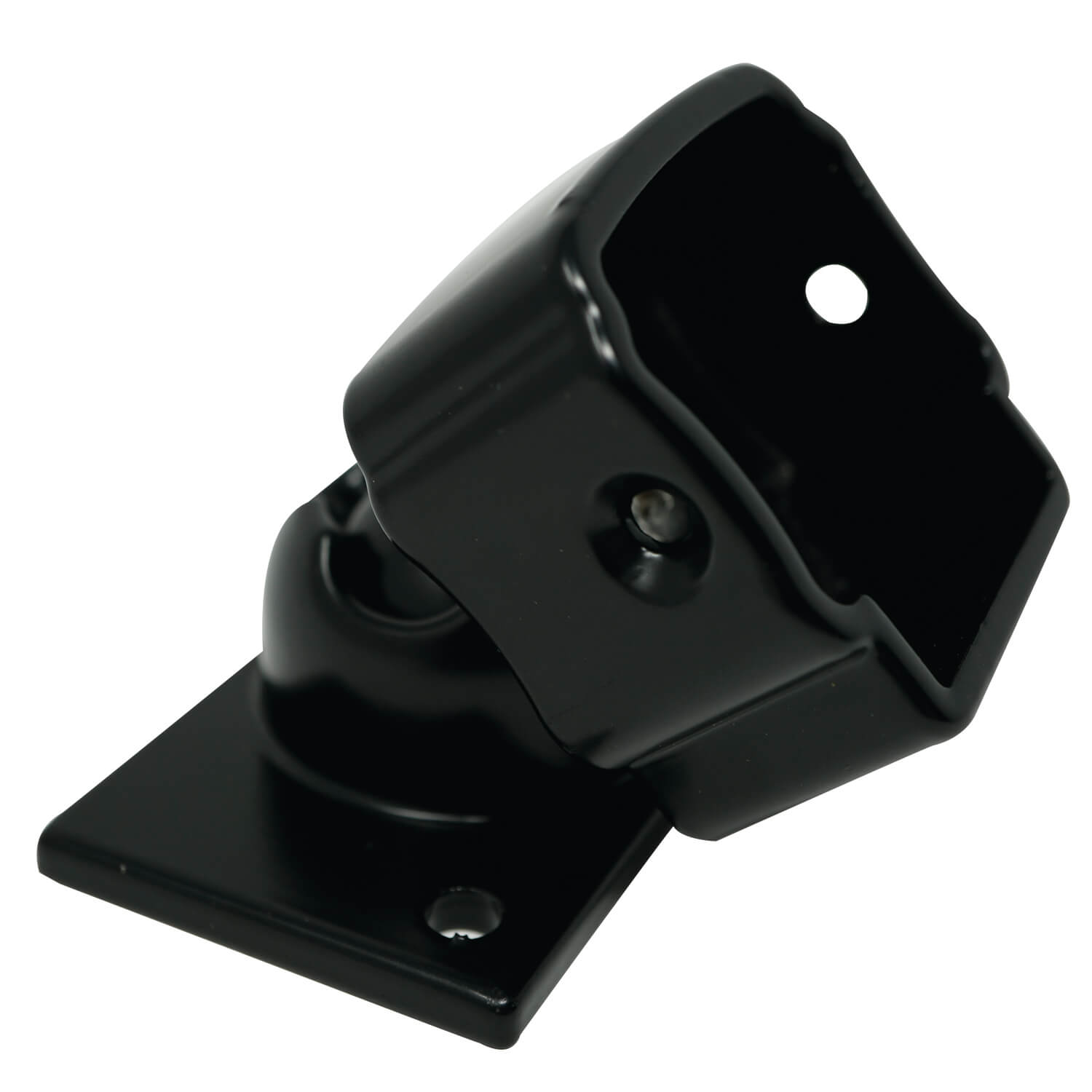 Top Flat Ball & Socket Swivel Bracket