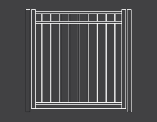 fence-outline-Gate-01-Arch-Series