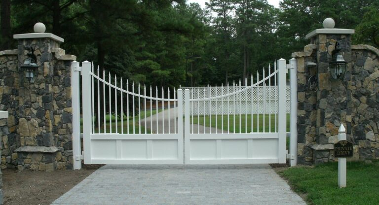 Cantilever Custom Gate