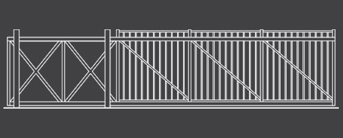 fence-outline-Cantilever-01-Arch