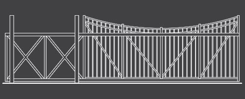 fence-outline-Cantilever-02-Arch