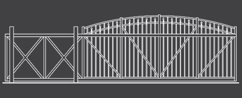 fence-outline-Cantilever-03-Arch