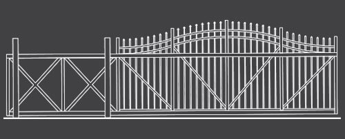fence-outline-Cantilever-04-Arch